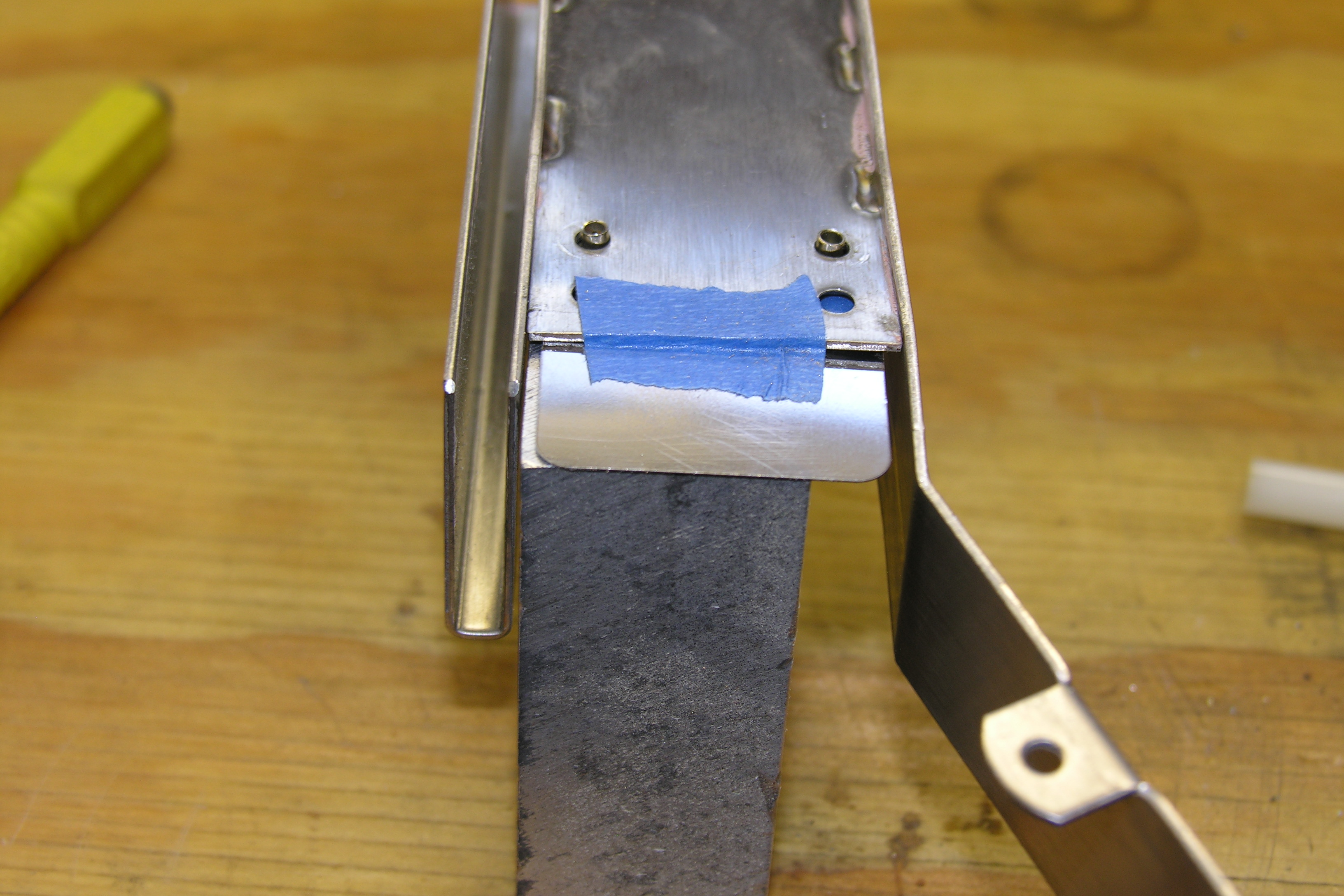 Rivet Clips - Riveting Without a